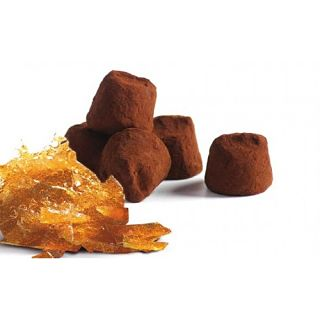 Mathez Salty Toffee Chips Truffles
