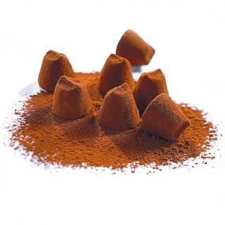 Mathez Pistachio Beans Truffles