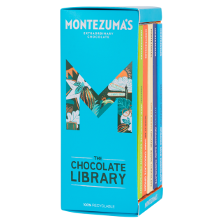 Montezumas Milk Bar Library
