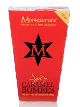 Spicy Caramel Bombes