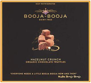 Booja Booja Hazelnut Truffles
