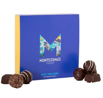 Montezuma Into The Dark Truffle Collection