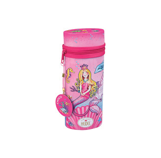 Mermaid Pencil Case with Chocolate Novelties