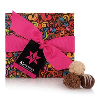 Montezuma's In The Pink Truffle Box