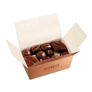 Neuhaus All Dark Chocolate Ballotins Various Sizes