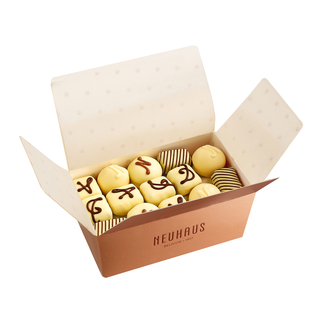 Neuhaus All White Chocolate Ballotins Various Sizes