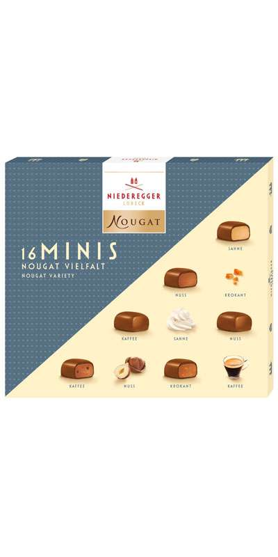 Niederegger Nougat Mini's