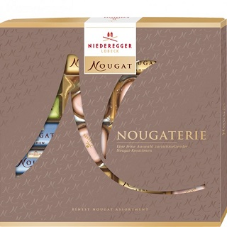Niederegger Finest Nougat Assortment Collection