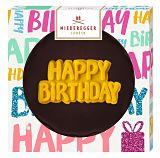 Niederegger Happy Birthday Torte