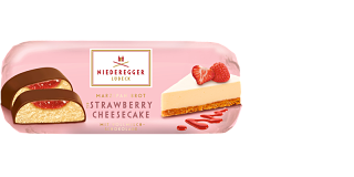 Niederegger Strawberry Cheesecake Loaf