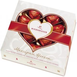 Niederegger Marzipan Chocolate Hearts 125g