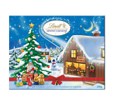 A Lindt Giant Advent Calander