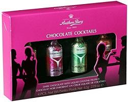 Anthon Berg Chocolate Cocktails