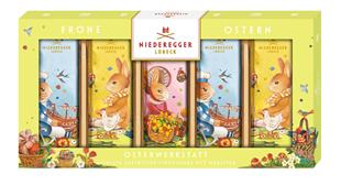 Niederegger Marzipan Easter Workshop
