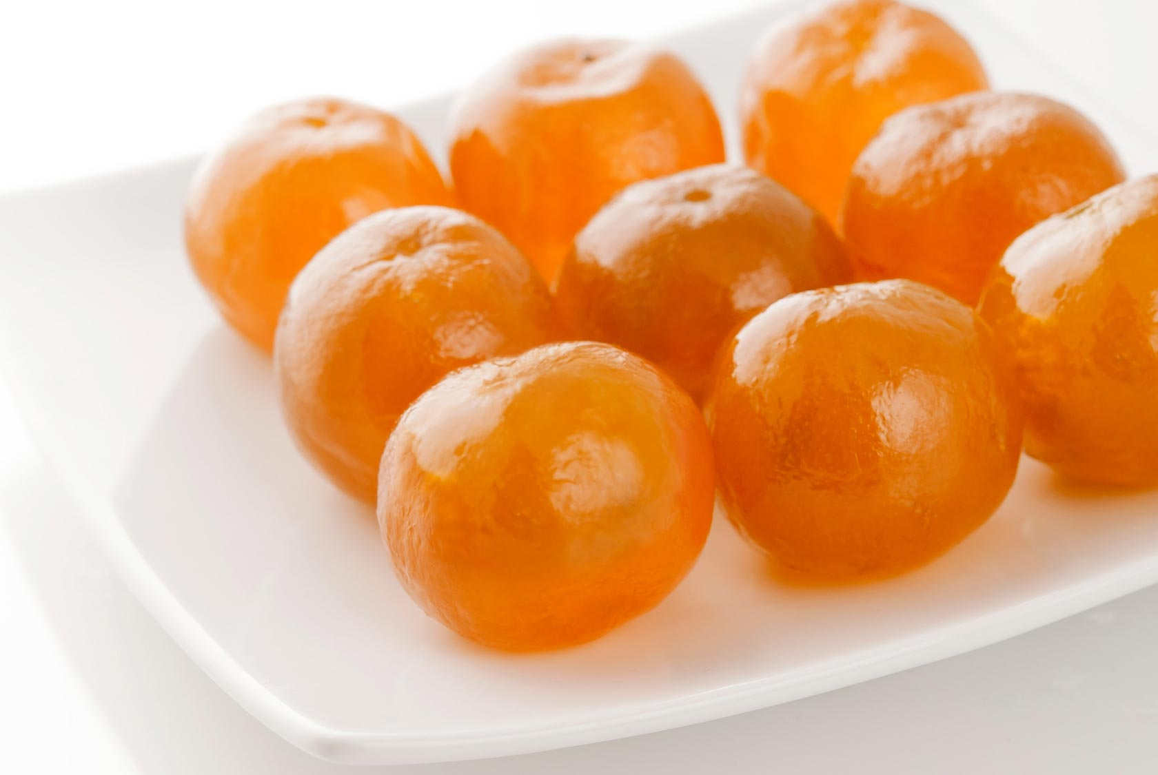 Spanish Glacé Clementines