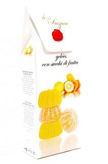 Le Preziose Orange and Lemon Fruit Jellies