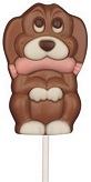 Chocolate Dog Lolly