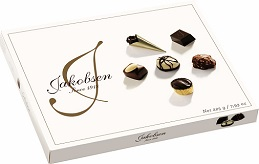 Jakobsen Art Box Chocolates 225g