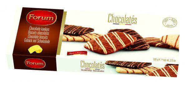 Forum Belgian Chocolate Biscuits