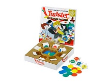 Chocolate Twister Game