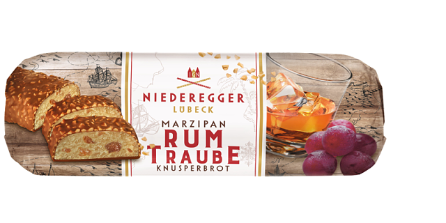 Niederegger Rum and Raisin Loaf