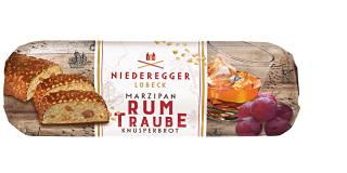 Niederegger Rum and Raisin Loaf