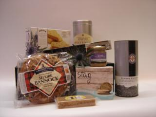 The Quintessential Scottish Hamper