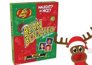 A Jelly Belly BeanBoozled Advent Calendar