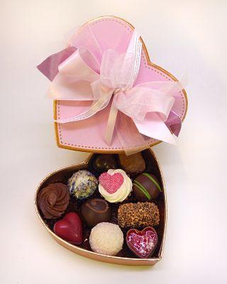 Belgian Chocolate Mini Heart Gift Box