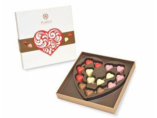 Pralibel Assorted Heart Shaped Chocolates