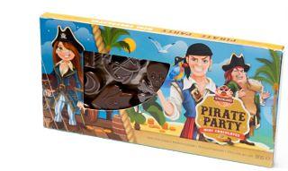 Pirate Party Mini Chocolates Set