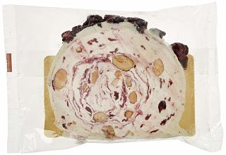 Quaranta White Chocolate & Berries Nougat Roll