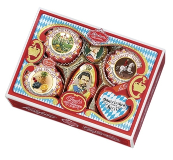 Reber Specialty Chocolate Assortment 'Bavaria'