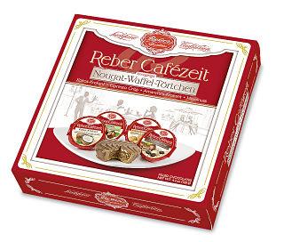 Reber Amazing Cafézeit Gift Box