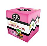 Rj's Licorice Allsorts Bite Sized Box
