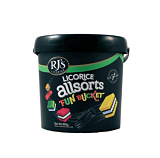 RJ's Licorice Allsorts Fun Bucket