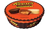 Reese's Peanut Butter Miniatures Gift Tin
