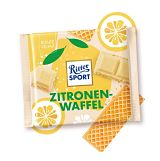 Ritter Sport Lemon Waffle