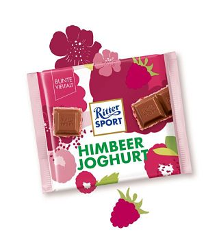 Ritter Sport Raspberry Yogurt