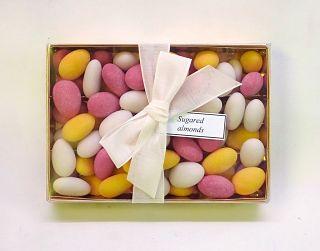 Sugared Almonds Gift Box