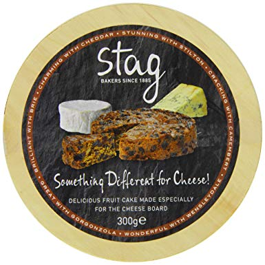 Stag's Fruit Cake For Cheese