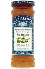 St Dalfour Fig Royale Spread