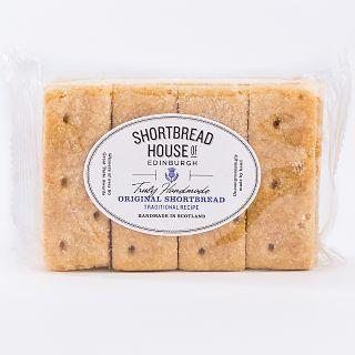 Shortbread House of Edinburgh Traditional Shortbread Fingers
