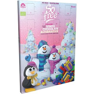 So Free Dairy Free Advent Calendar