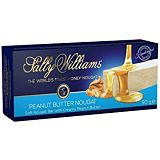 Sally Williams Peanut Butter Nougat Bar