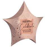 Sally Williams Milk & Dark Chocolate Nougat Selection Star