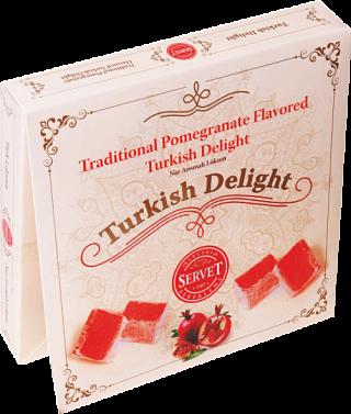 Servat Traditional Pomegranate Turkish Delight