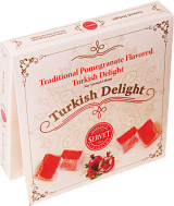 Servat Traditional Pomegranate Turkish Delight