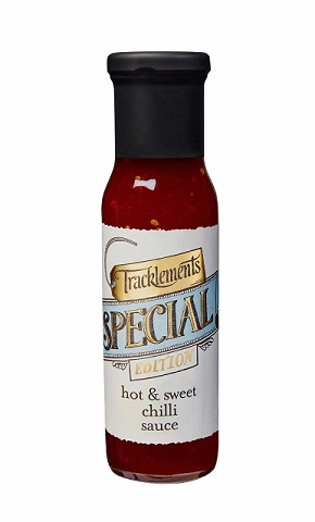 Tracklements Special Edition Hot & Sweet Chilli Sauce