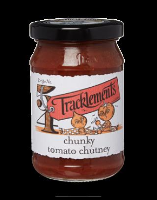 Tracklements Chunky Tomato Chutney